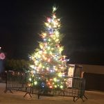 Picture of Chilton Christmas tree