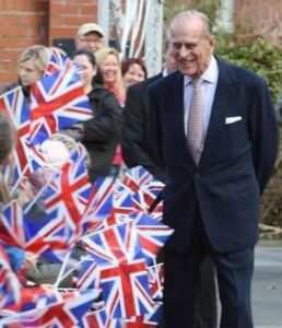 Picture of His Royal Highness the Duke of Edinburgh